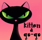 Kitten-a-Go-Go- Button