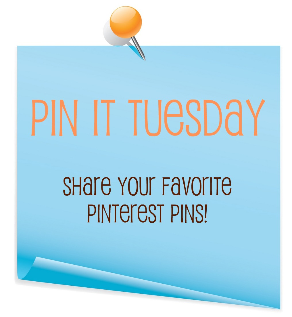 Pinterest buttons Three Primary Colors | Pin it Tuesday